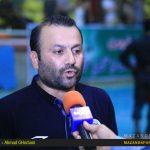 محمد اسماعیل پور: این برد را به هواداران تقدیم می کنیم