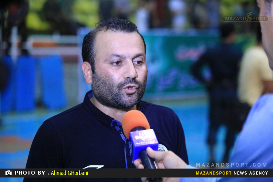 اسماعیل پور : از هواداران شهروند عذرخواهی می کنم/ مقابل فرش آرا تمرکز لازم را نداشتیم