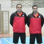 قضاوت داوران مازنی هندبال ایران در تورنمنت ایتالیا