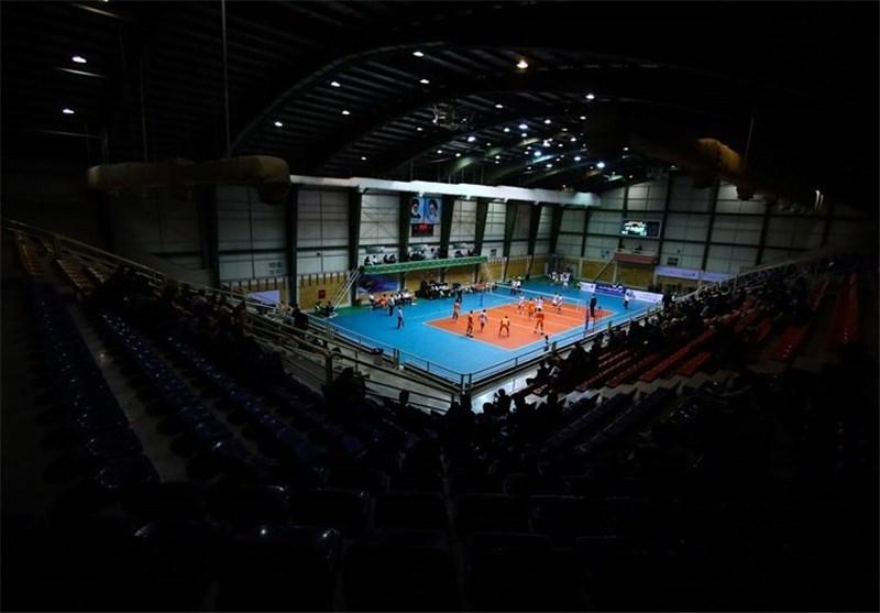 نریماننژاد: همه بازیهای لیگ دسته یک والیبال حکم فینال را دارد