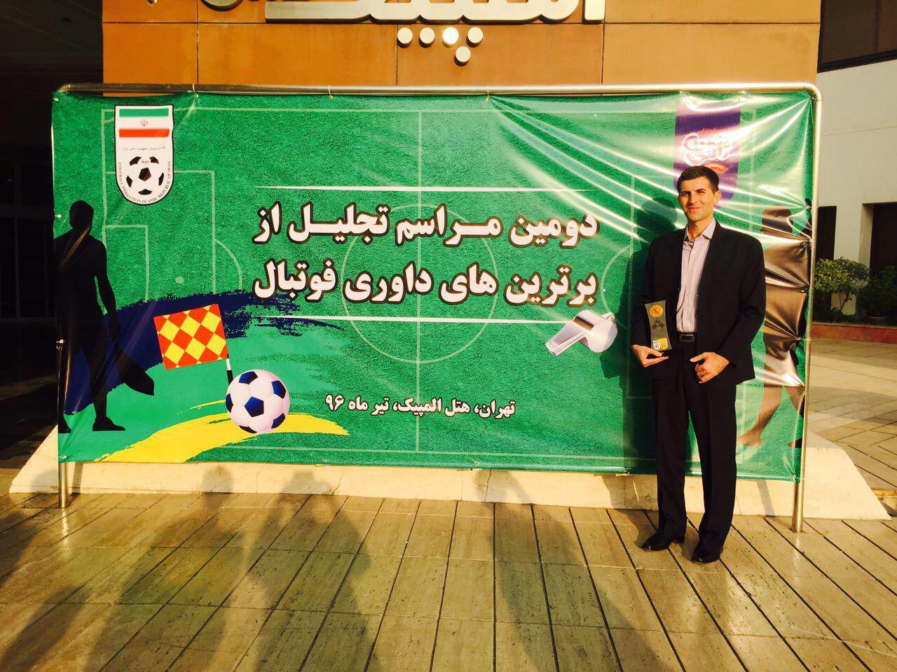 مجید کابلی:امکانات موجود در سواحل غرب استان می تواند فوتبال ساحلی را گسترش دهد