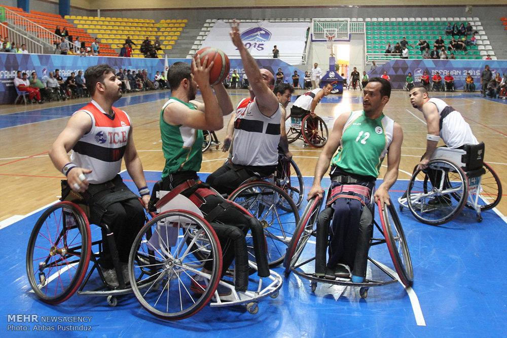 بسکتبالیست های معلول مازندرانی به اردو دعوت شدند