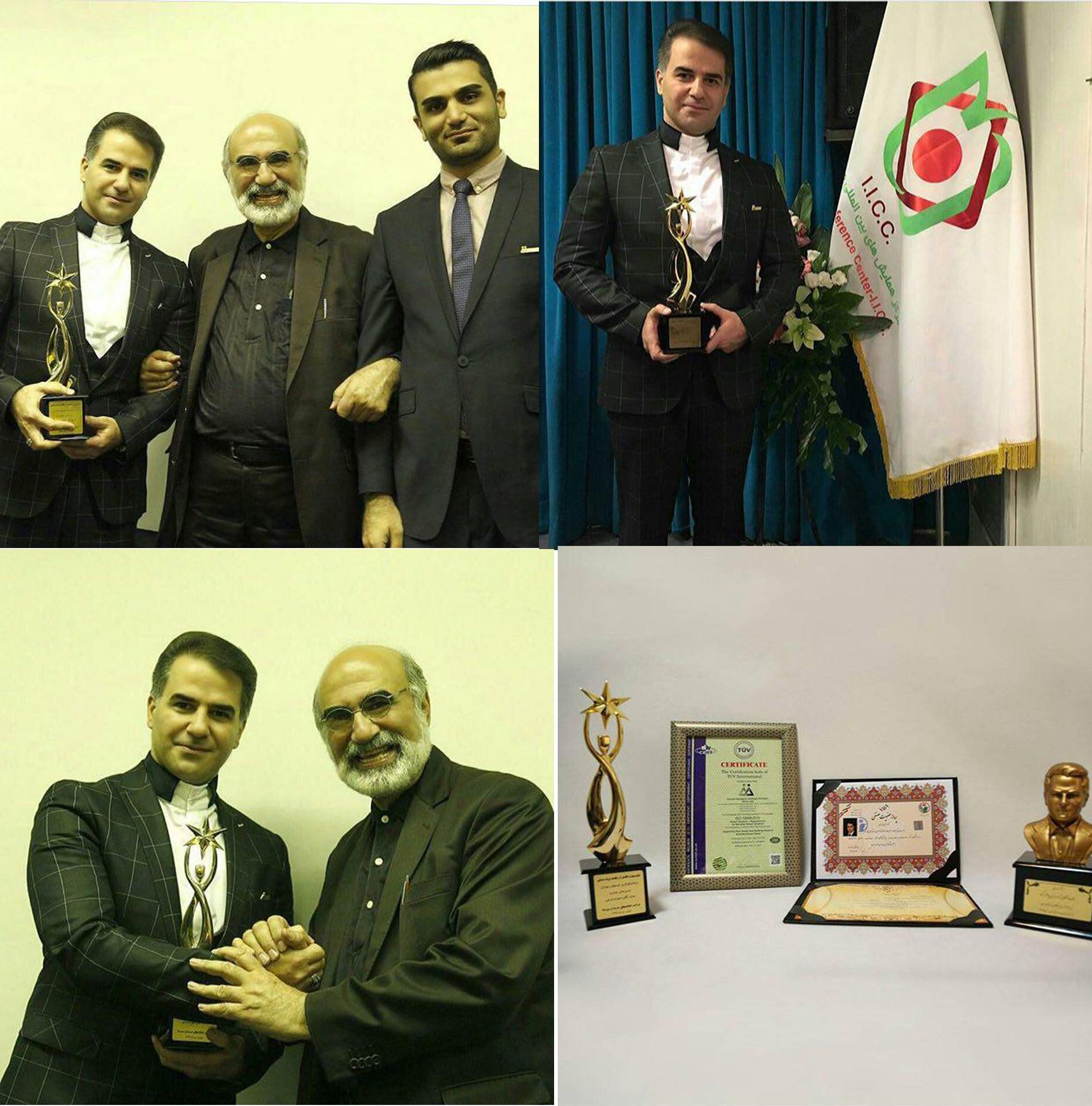 بنیاد نیکوکاری دستهای مهربان عنوان غرورآمیز برند برتر ملی شد