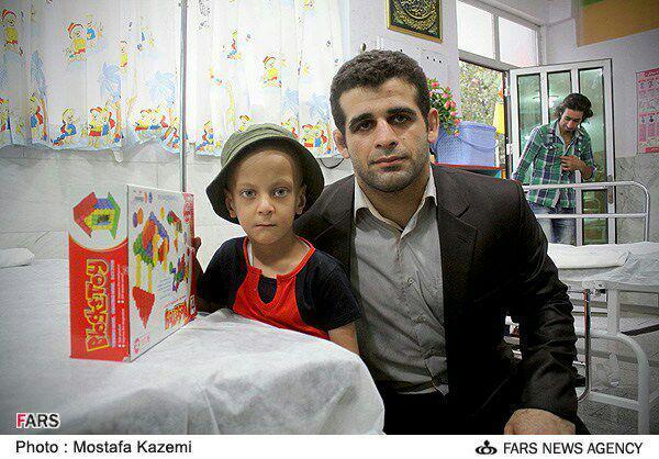 مسئول سازمان بسیج ورزشکاران در گذشت خواهر پهلوان قاسم رضایی را گفت