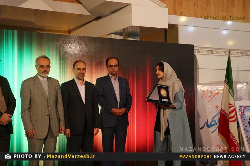 سنت شکنی در جشنواره مطبوعات/رتبه برتر برای یک ورزشی نویس !