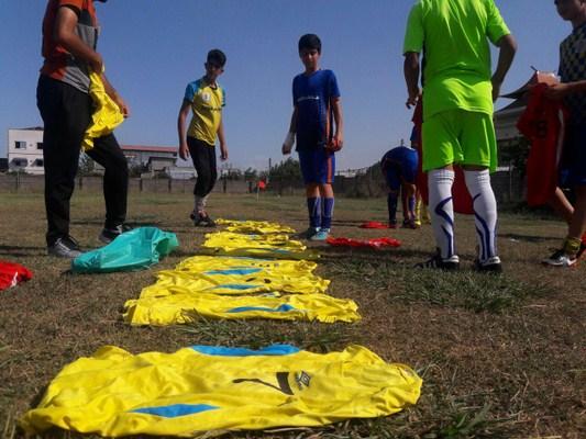 فستیوال زیر ۱۲ و ۱۴ سال انتخابی تیم ملی نونهالان در بهنمیر برگزار شد