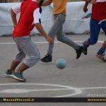 رسانه ورزش مازندران با برتری در دیدار اول به دور دوم صعود کرد + تصاویر