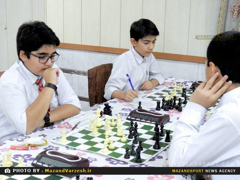 نفرات برتر مسابقات قهرمانی شطرنج رده سنی استان معرفی شدند + تصاویر