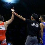 نقد فنی مبارزات دو ملی پوش مازندرانی در مسابقات قهرمانی کشتی بزرگسالان جهان