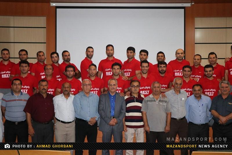 کلاس توجیهی داوران فوتسال مازندران با حضور نصیرلو برگزار شد + تصاویر