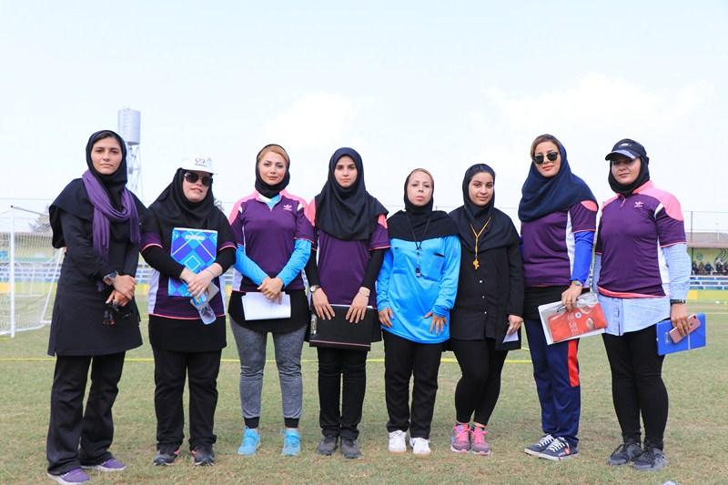 گزارش تصویری فستیوال مدارس فوتبال دختران و پسران در استان مازندران