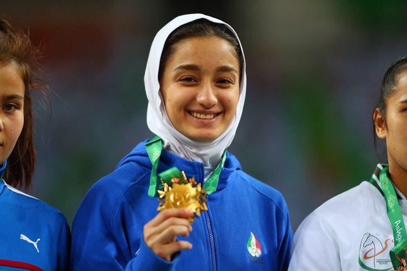 اولین طلای کشتی آلیش ایران بنام زهرا یزدانی ثبت شد/زهرا گل کاشت !