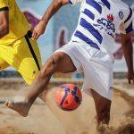 برد نوشهریها و شکست سارویها در هفته پنجم لیگ برتر فوتبال ساحلی کشور