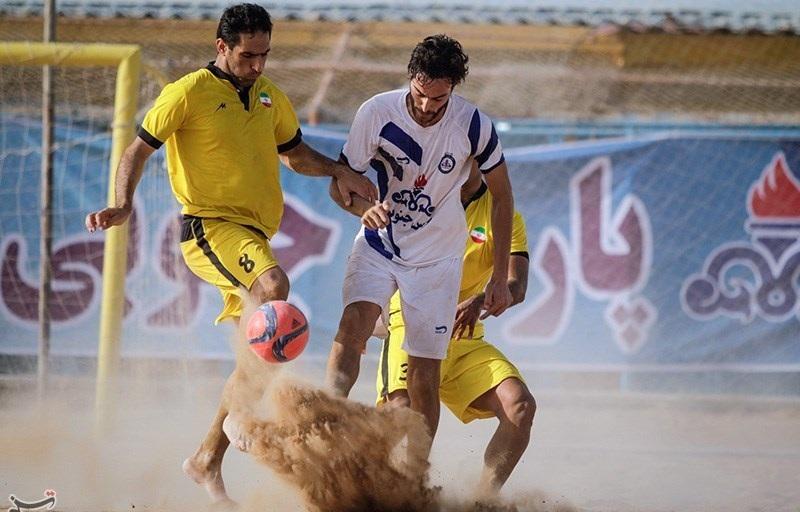 اعلام برنامه هفته نوزدهم تا بیست دوم لیگ برتر فوتبال ساحلی