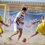 برنامه هفته دوازدهم تا پانزدهم لیگ برتر فوتبال ساحلی اعلام شد