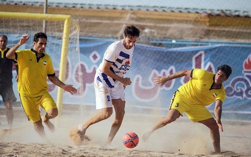 نبرد بهترین های ساحلی ایران و جهان در ساری/شهریار ببر و قهرمان شو !
