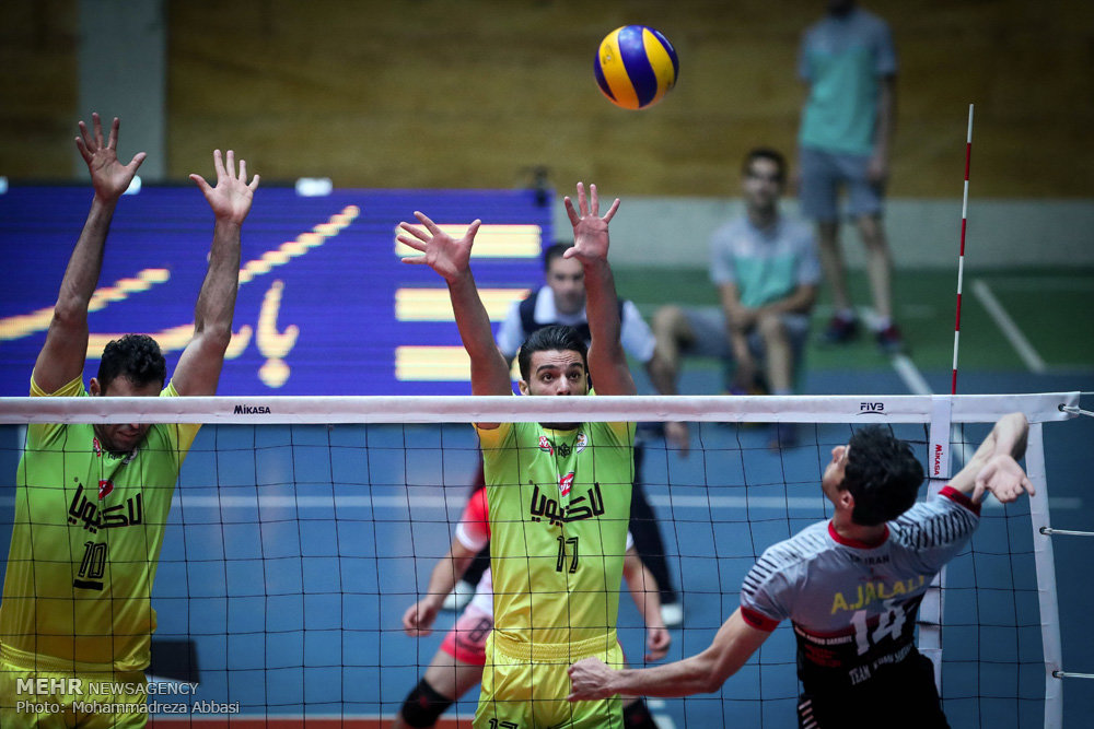 جدال حساس مدعیان والیبال کشور در آمل برگزار میشود