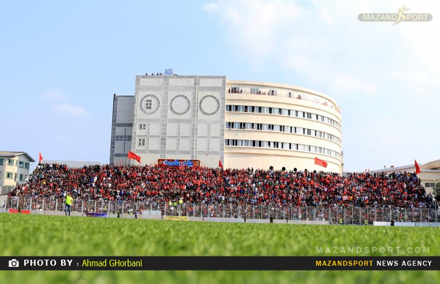 صعود ببرهای مازندران به مرحله یک هشتم مسابقات جام حذفی