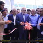 مجهزترین استخر مازندران با حضور استاندار و مسئولین ورزشی افتتاح شد/عکاس:احمدقربانی