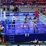 مازندران نایب قهرمان مسابقات قهرمانی کشور کیک بوکسینگ شد