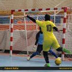 پیروزی بانوان شهروند ساری در چهارمین دیدار لیگ برتر فوتسال بانوان