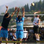 قهرمانی تیم MDF قاسم نژاد در مسابقات والیبال جواهرده رامسر