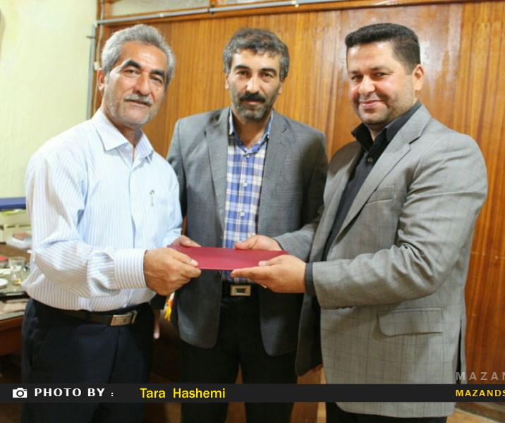 سعید صفاتی سکان تکواندو رامسر را در دست گرفت /عکاس: تارا هاشمی