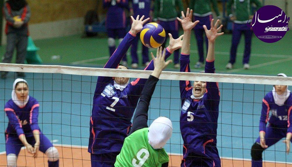 رقابت ۲۳ تیم در سومین دوره مسابقات والیبال نوجوانان دختر !