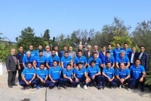 دوره مربیگری درجه B کنفدراسیون فوتبال آسیا در مازندران آغاز شد
