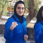 حذف زودهنگام سه دختر نوجوان مازندراني تيم ملي در مسابقات جهانی کاراته !
