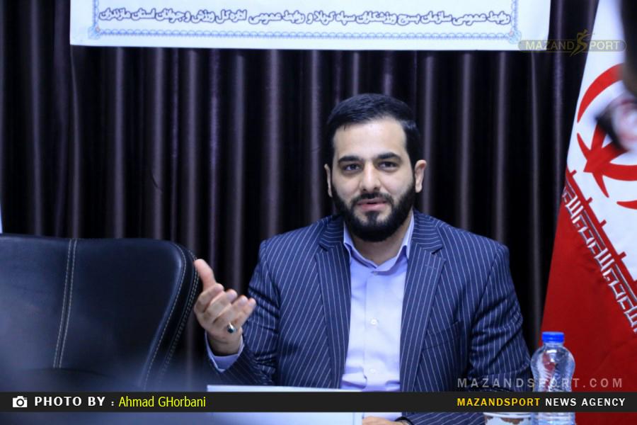 برگزاری یادواره شهدای ورزشکار مازندران با سخنرانی سردار غیبپرور
