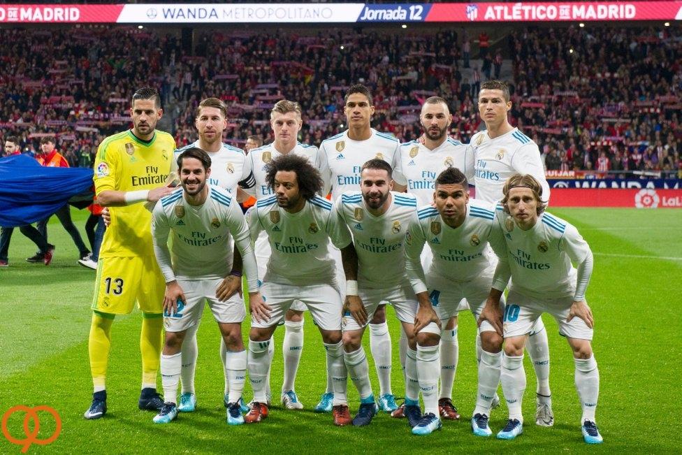 سومین برد رئال مادرید در هفته سوم لالیگا اسپانیا