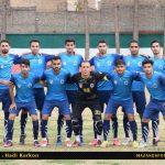 صعود شهید مولایی قراخیل به مرحله دوم لیگ دسته سوم + گزارش تصویری