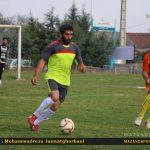 تصاویر شکست شهروند رامسر مقابل کاسپین بابل در لیگ برتر استان مازندران