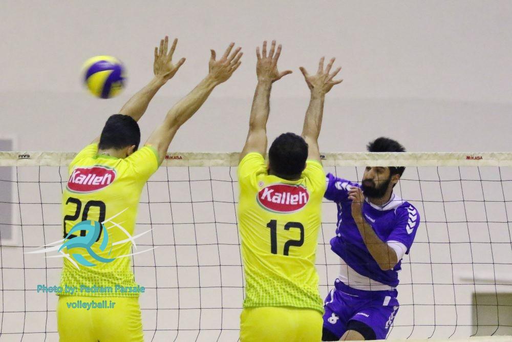 زمین والیبال ساحلی به نام مرحوم ولی الله فیاضی نیا افتتاح شد