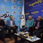 گزارش تصویری برگزاری چالش هفته با حضور بزرگان و کارشناسان کشتی مازندران