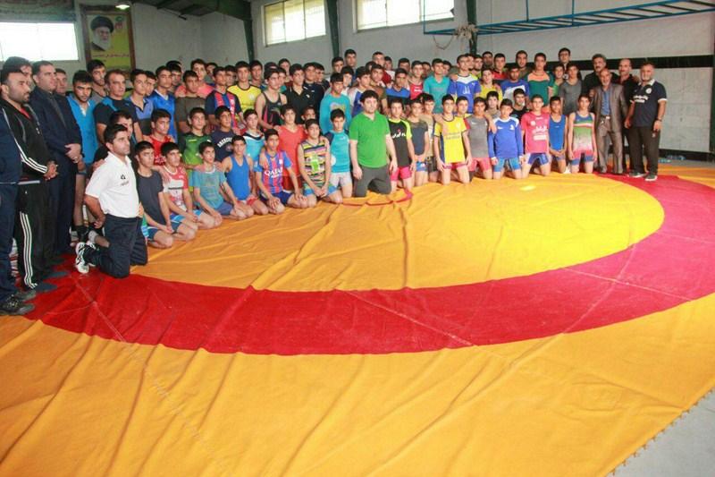 اردوی تیم منتخب نوجوانان مازندران جهت اعزام به مسابقات کشوری + تصاویر