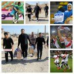 امروز به روایت تصویر /از پرو  اخرین مسافر  جام جهانی تا حضور کشتی گیران مازنی در مناطق زلزله زده