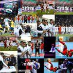 امروز به روایت تصویر /از لیگ بسکتبال تا نبردهای تکواندوکاران و بردهای کیروشی ایران !