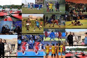 منتخب برترین تصاویر هفته/ورزش مازندران در هفته ای که گذشت !