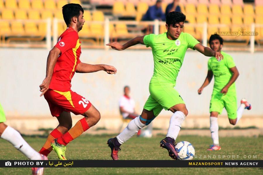 شکست امید خونه به خونه مقابل فولاد خوزستان