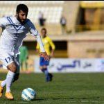 پوریا غلامی:امیدوارم هم تیم ملوان و هم تیم خوب خونه به خونه به لیگ برتر صعود کنند