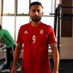 امیدابراهیمی: رویای من بازی برای ایران در جام جهانی است !