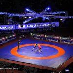 گزارش تصویری چهارمین دوره رقابت های کشتی آزاد جام باشگاه های جهان