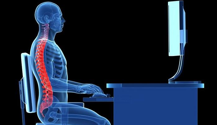 ارگونومی وضعیت بدن درخصوص پیشگیری ازدرد های کمروپشت
