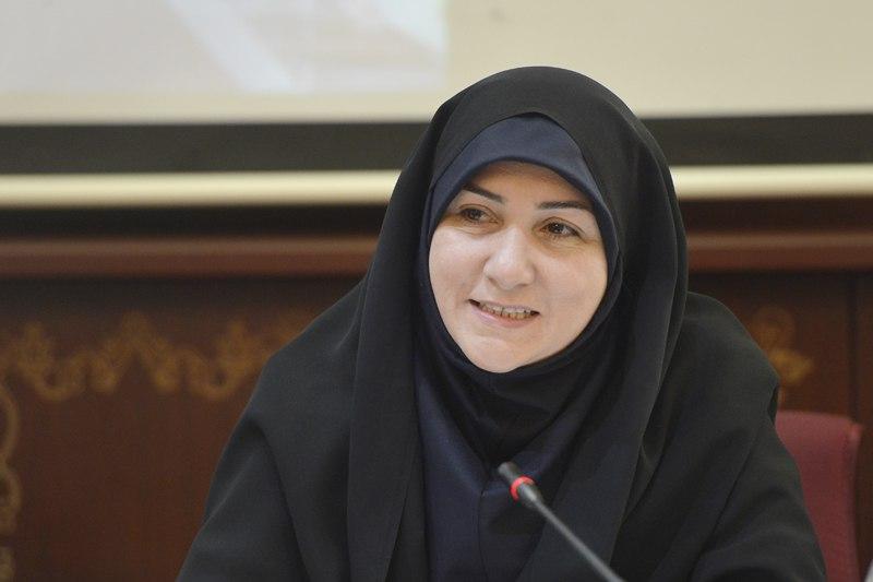 معاون امور بانوان وزیر ورزش و جوانان: مازندران استان پیشگام ورزش کشور است !