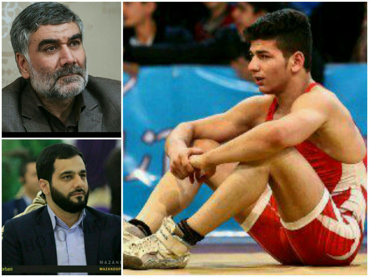پیام تسلیت مسئول سازمان بسیج ورزشکاران مازندران