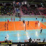سری دوم گزارش دیدار والیبال ساری ۲۱ و خاتم اردکان /عکاس:شهرام جلالی