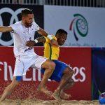 محمد مرادی :تیم ملی فوتبال ساحلی کشورمان از نظر زیرساخت بسیار قدرتمند است