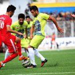 دیدار بین دو تیم نساجی مازندران و خونه به خونه  لغو شد